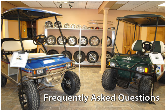 F A Q'S « Otterville Custom Golf Carts – Custom Golf Carts